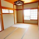 2階7.5帖和室(内装)
