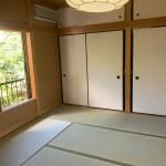 北側和室収納たっぷり(内装)