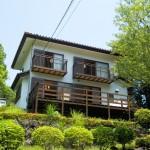 桜並木近く、眺めの良い戸建