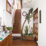 ホールと階段(内装)