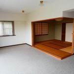 居間・和室(内装)