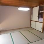 8帖和室(内装)