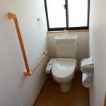 1階トイレ(内装)